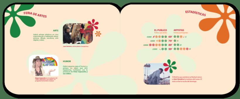 Librillo de festival ficticio Woodstock 2013 11