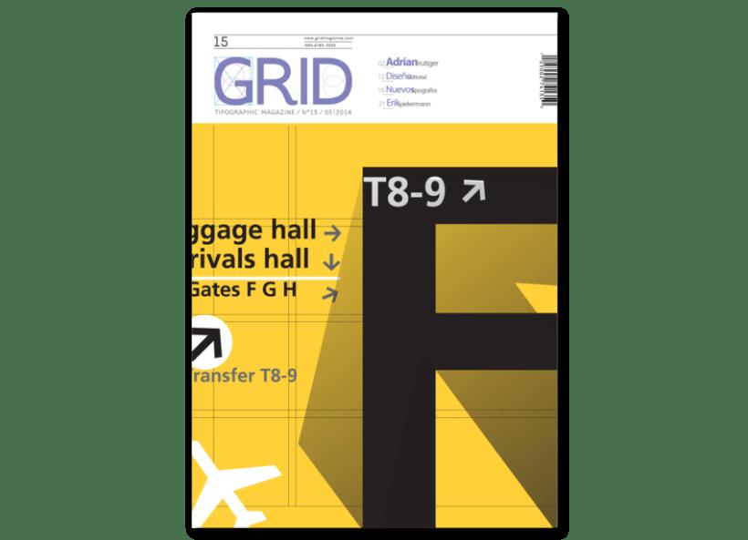 Revista Tipográfica Grid 2