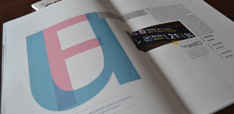 Revista Tipográfica Grid 9