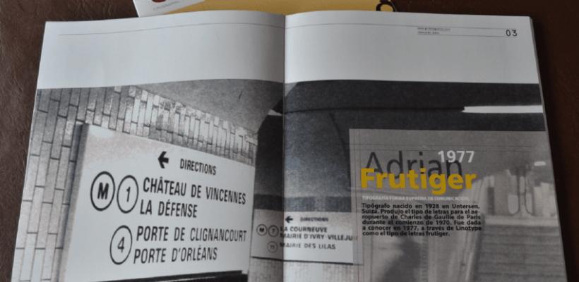 Revista Tipográfica Grid 10