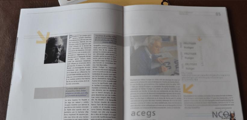 Revista Tipográfica Grid 11