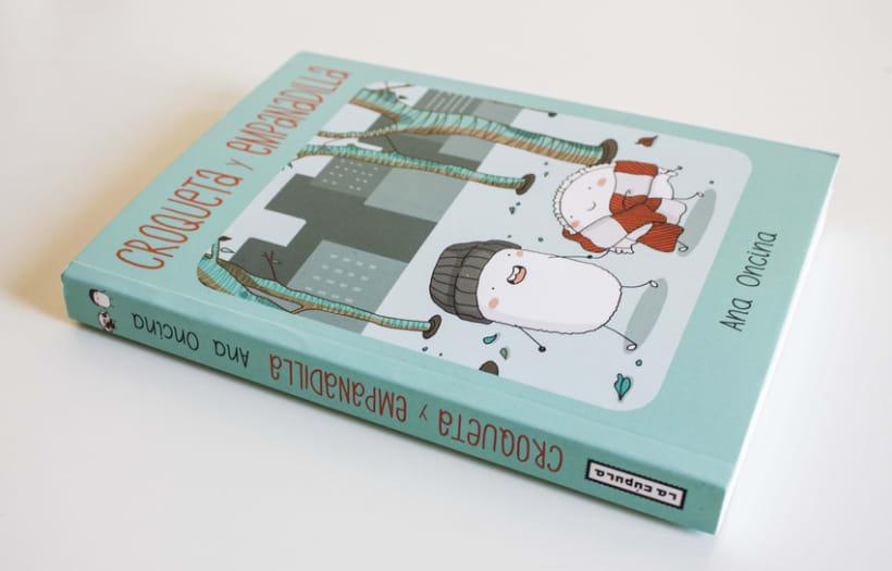 Croqueta y Empanadilla Comic 3