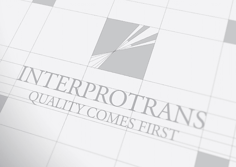 Interprotrans | Logo design 5
