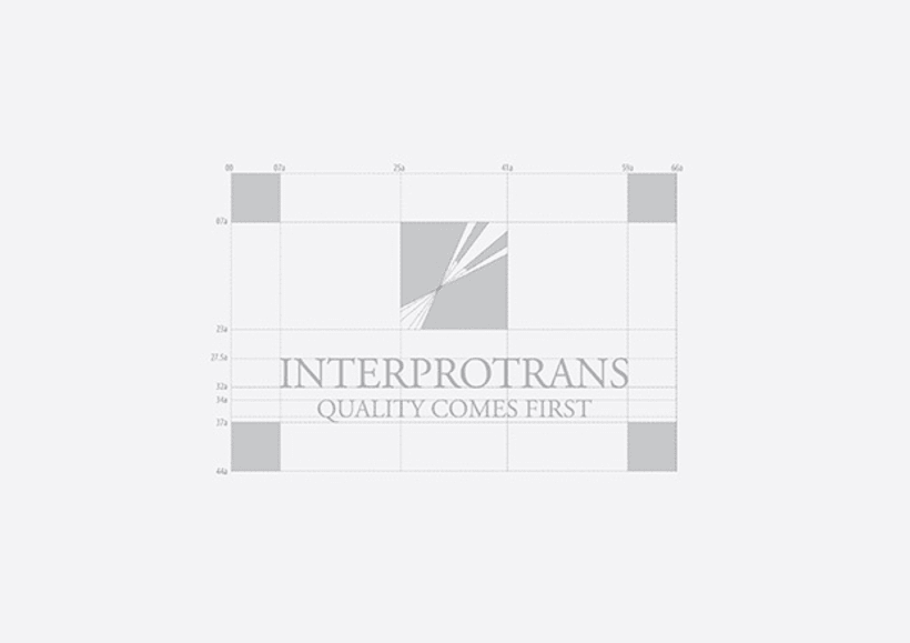 Interprotrans | Logo design 6
