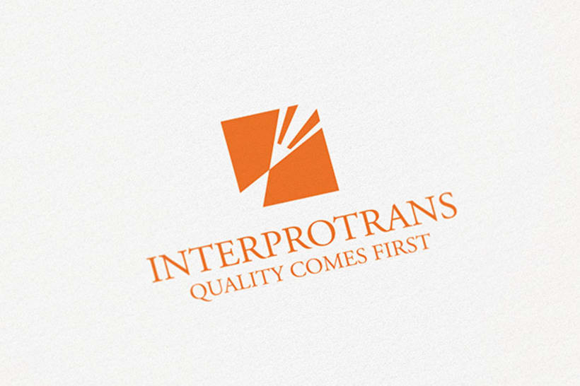 Interprotrans | Logo design 13
