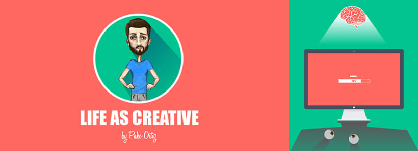 Pakortiz. Animación, diseño e ilustración