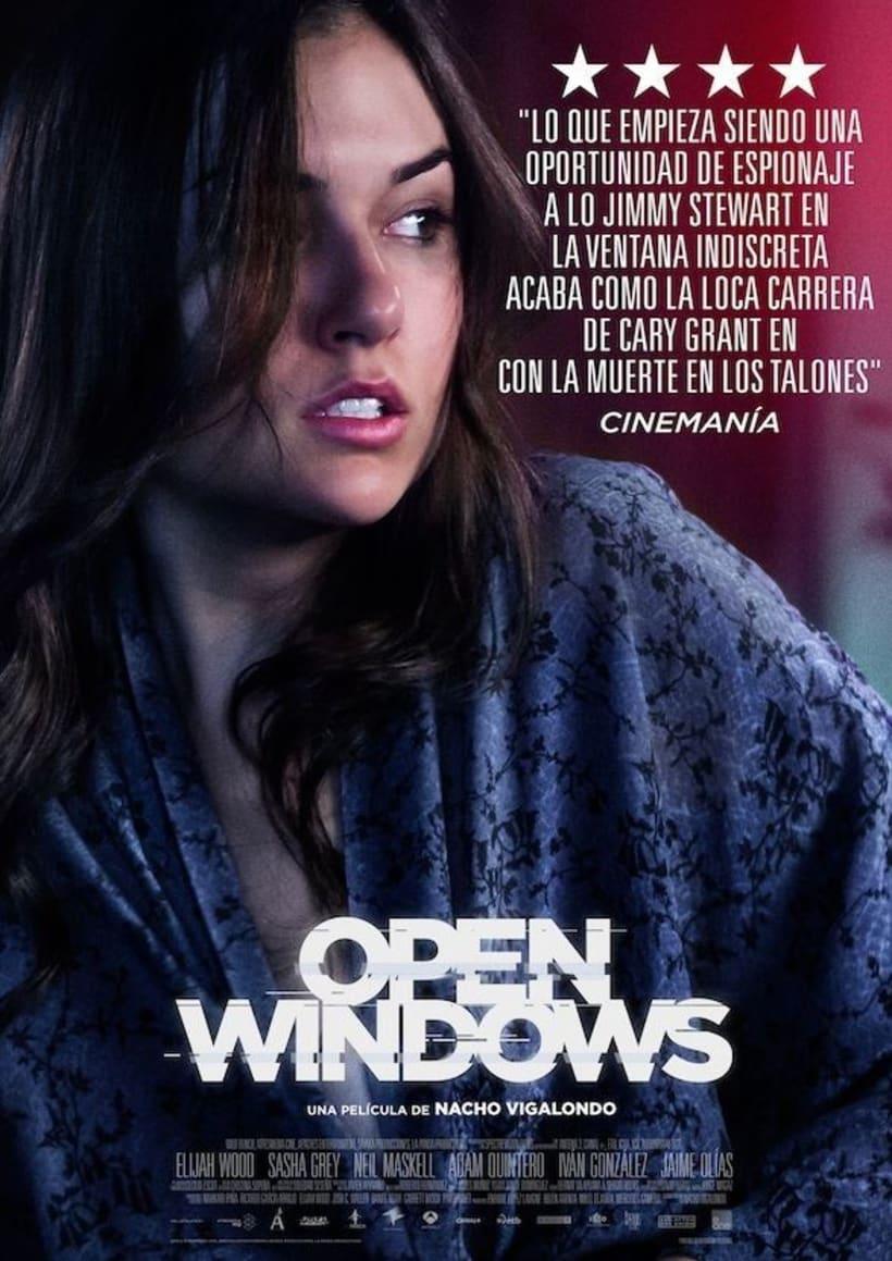 Posters de Open Windows 8