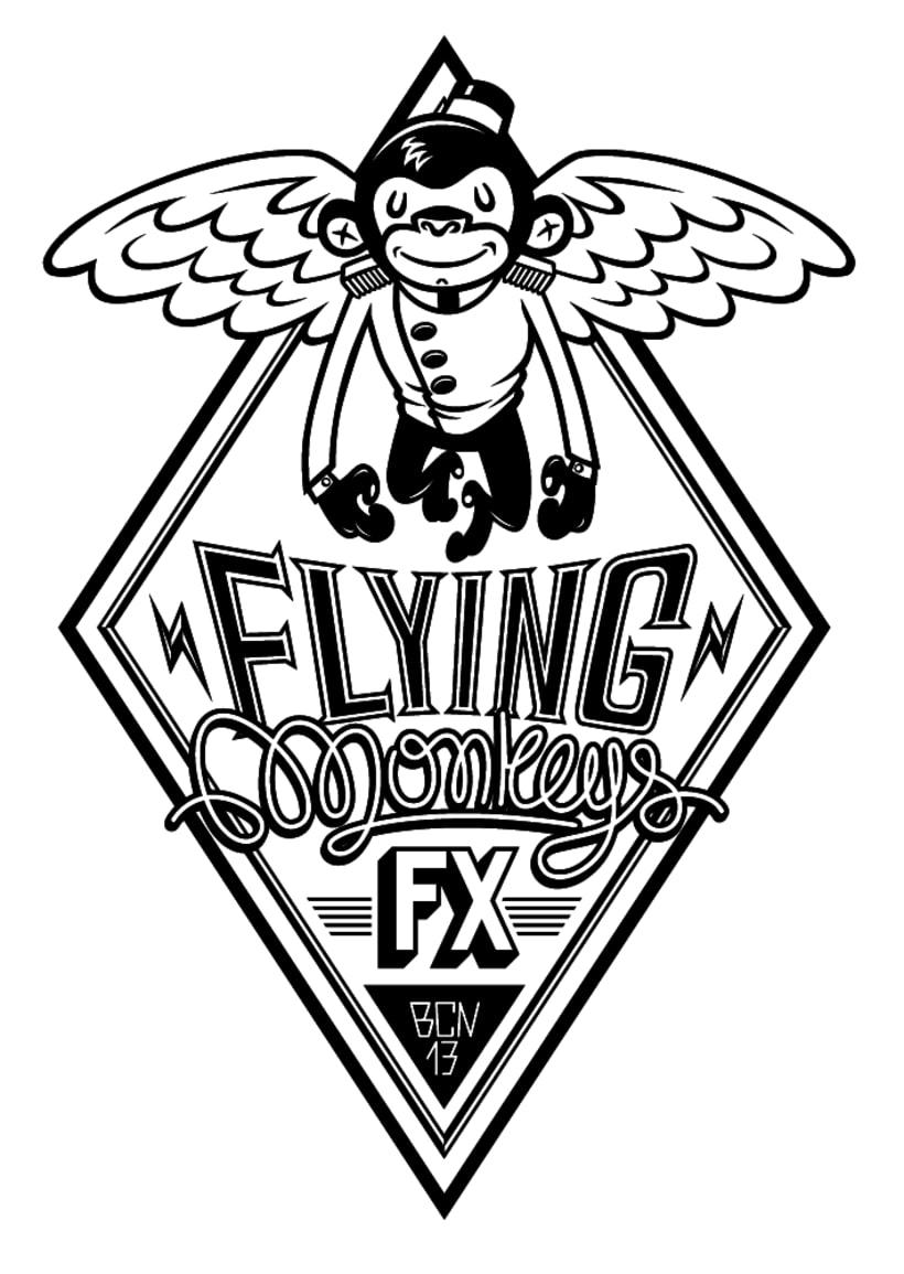 FLYING MONKEYS FX 0