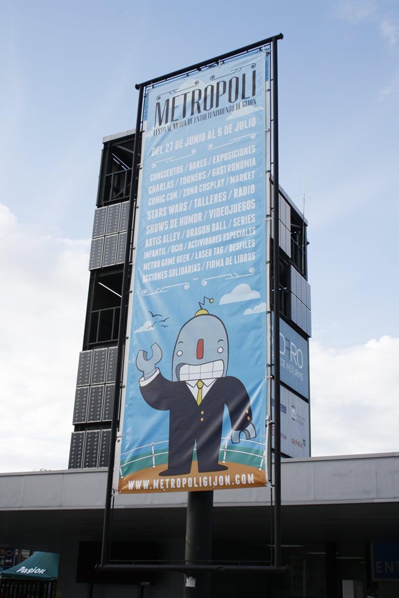 Metropoli Festival Media de Entretenimiento y Cultura 9