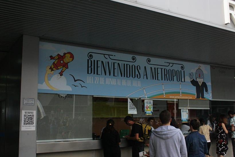 Metropoli Festival Media de Entretenimiento y Cultura 10
