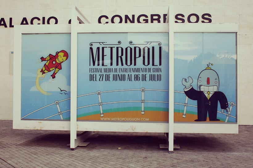 Metropoli Festival Media de Entretenimiento y Cultura 14