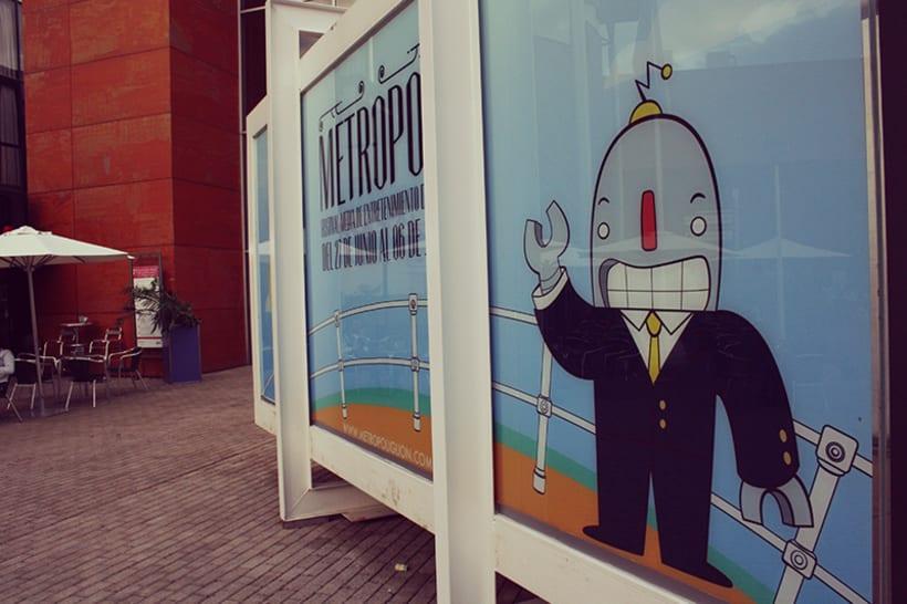 Metropoli Festival Media de Entretenimiento y Cultura 15