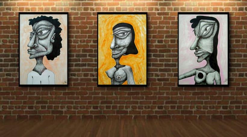 Retratos - Portraits 1