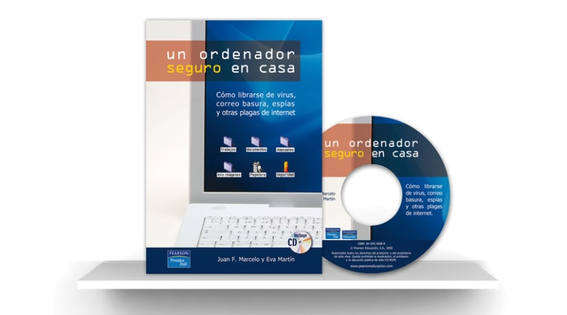 Diseño editorial para Pearson Educación 6