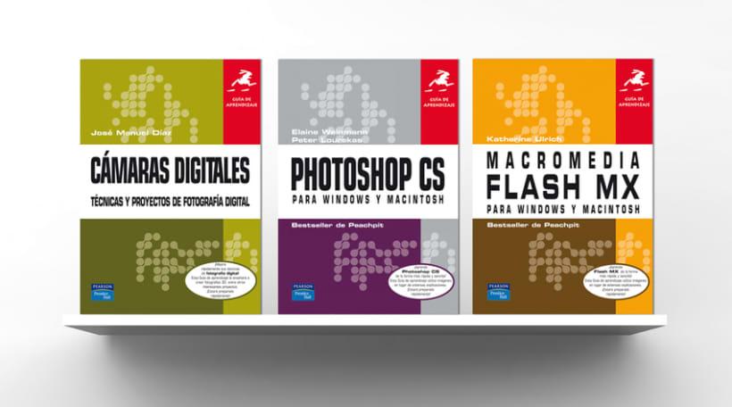 Diseño editorial para Pearson Educación 8