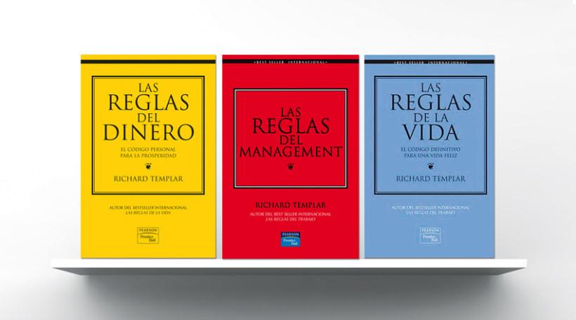 Diseño editorial para Pearson Educación 10