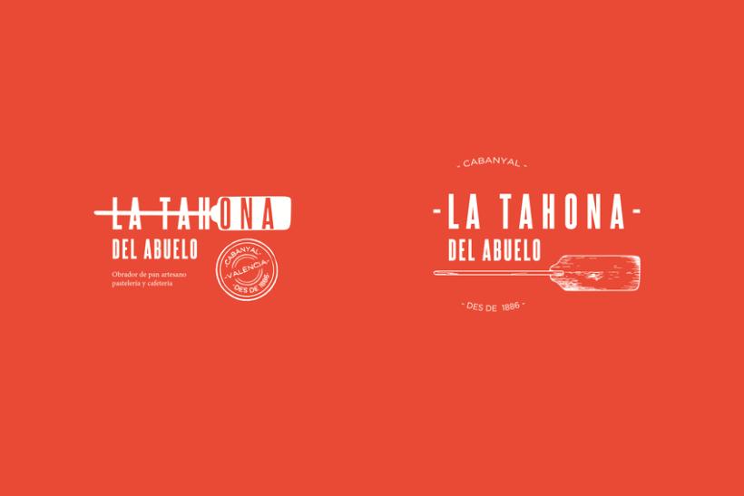 La Tahona del abuelo, horno tradicional y cafetería. Valencia / 2013-2014 3