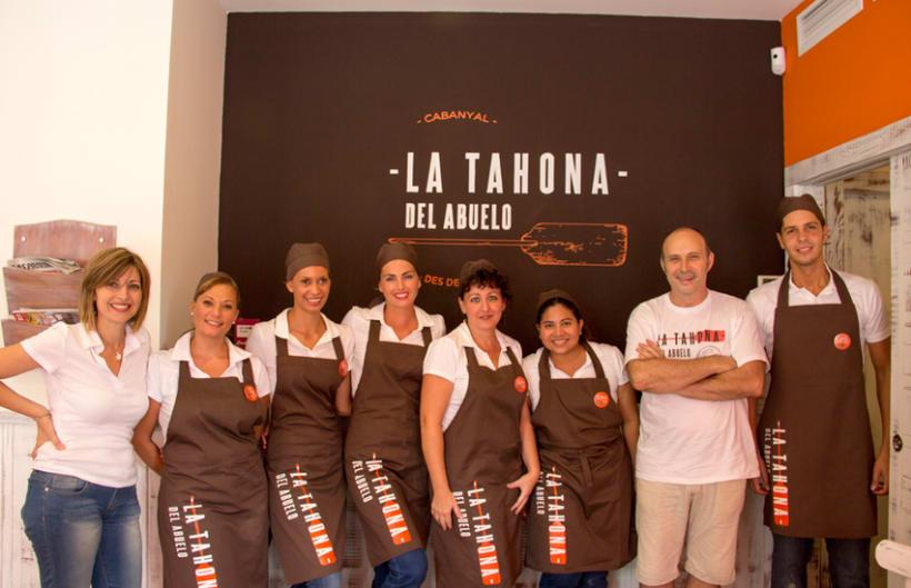 La Tahona del abuelo, horno tradicional y cafetería. Valencia / 2013-2014 8
