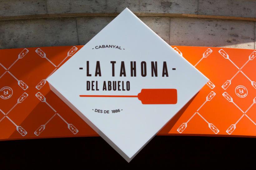 La Tahona del abuelo, horno tradicional y cafetería. Valencia / 2013-2014 6