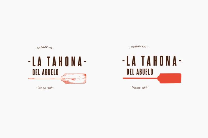 La Tahona del abuelo, horno tradicional y cafetería. Valencia / 2013-2014 2
