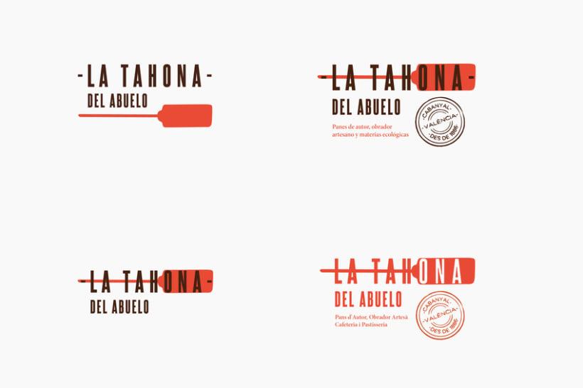 La Tahona del abuelo, horno tradicional y cafetería. Valencia / 2013-2014 1