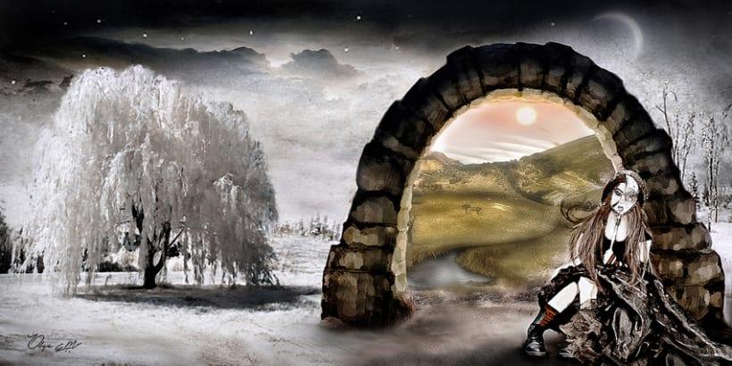 Fantasy Landscapes 2