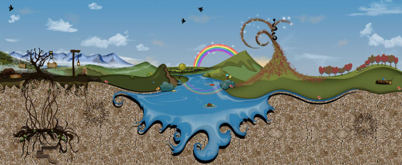 Vector Landscapes 1