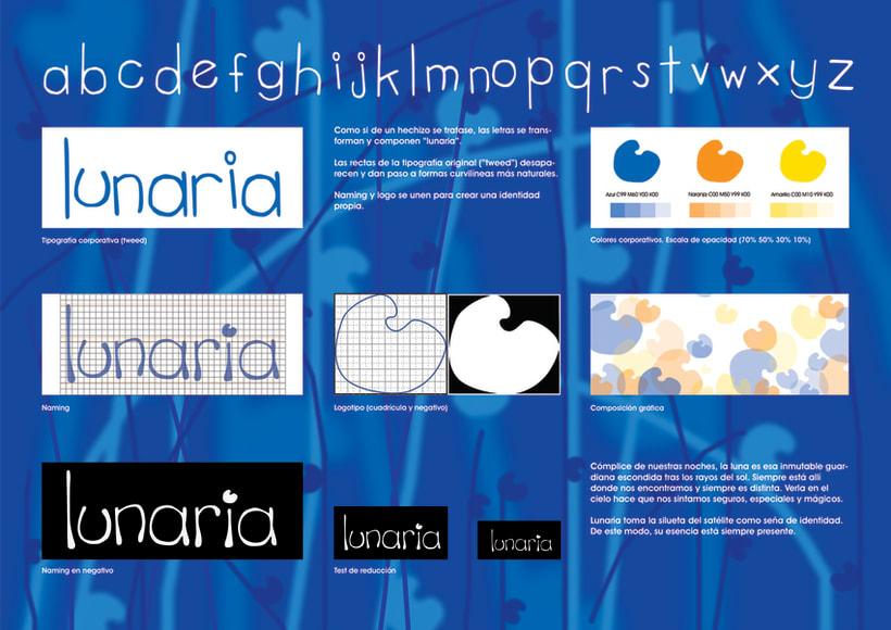 Lunaria: diseño de producto, naming y packaging 1