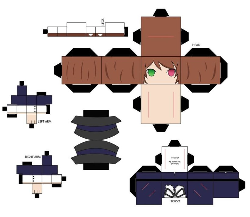 Cubeecraft Souseiseki 1