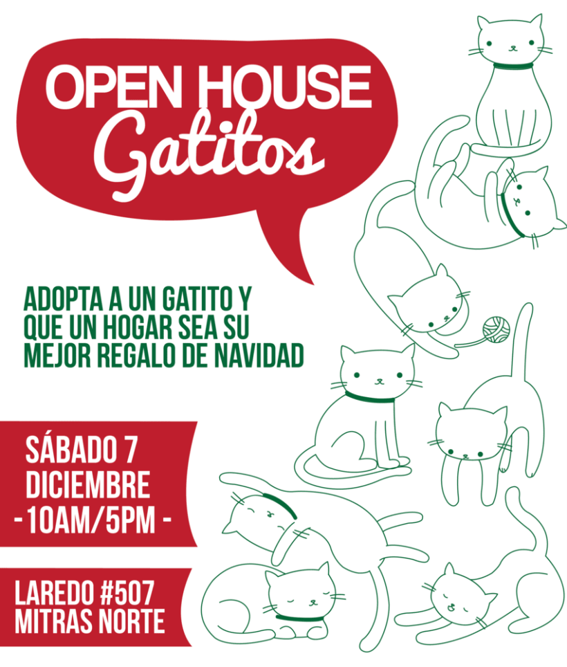Adopta Gatitos :3 0