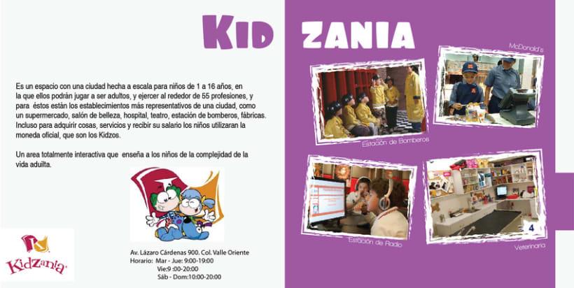 Monterrey para niños 3