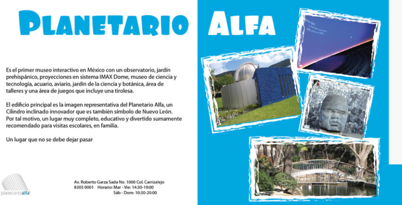 Monterrey para niños 4