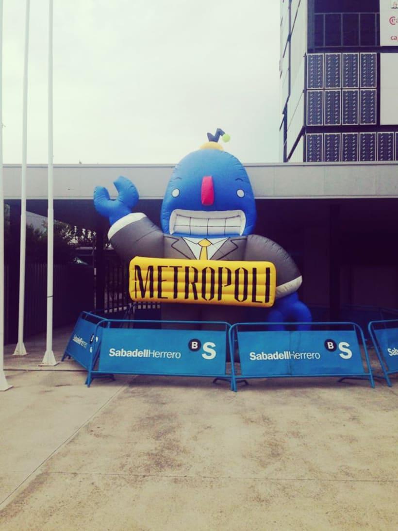 Metropoli Festival Media de Entretenimiento y Cultura 17