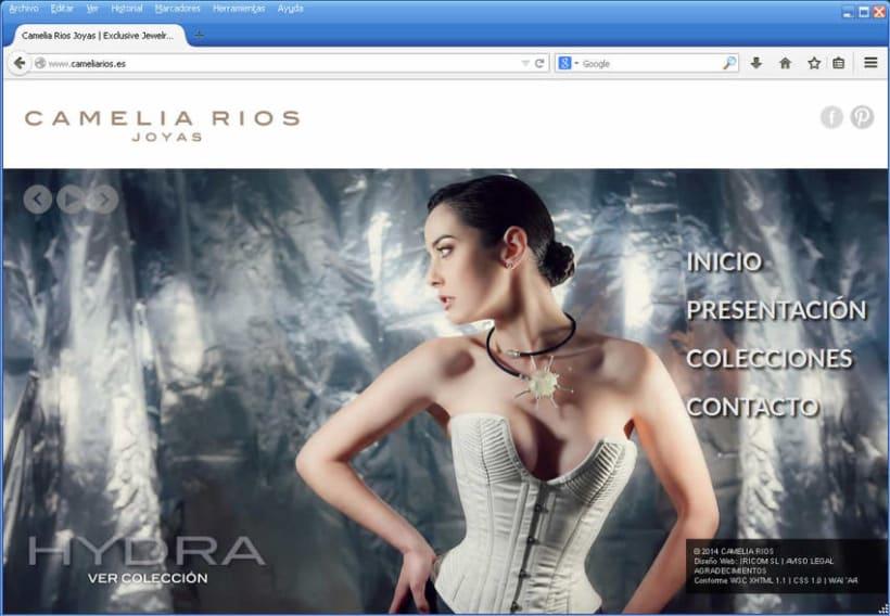Web Camelia Ríos Verano 2014 -1