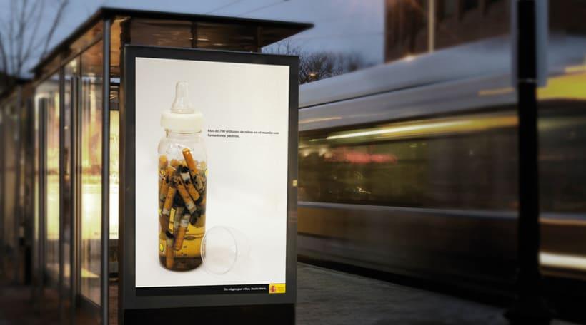 Gráficas publicidad - Print advertisements 1