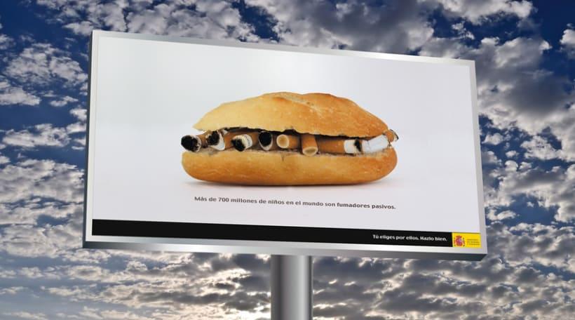 Gráficas publicidad - Print advertisements 2