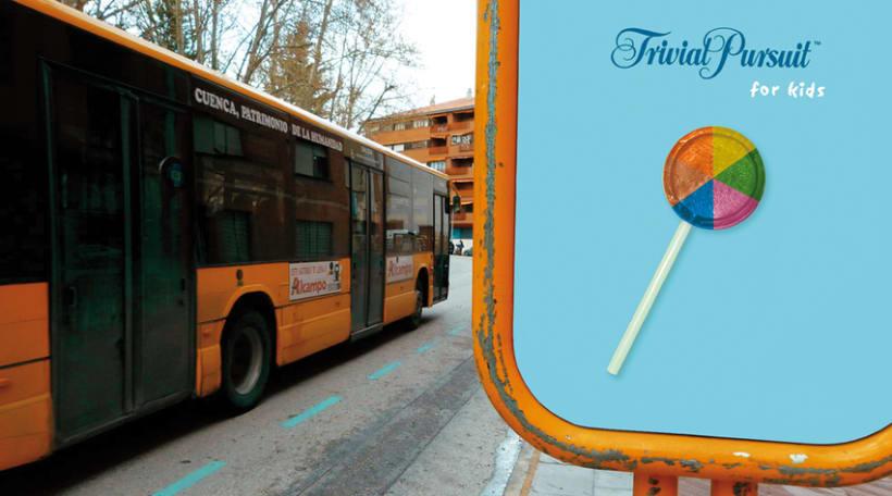 Gráficas publicidad - Print advertisements 6