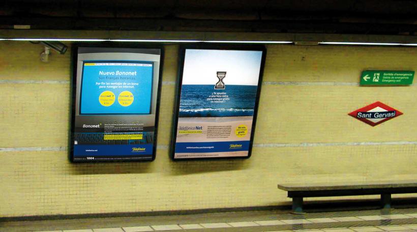 Gráficas publicidad - Print advertisements 11