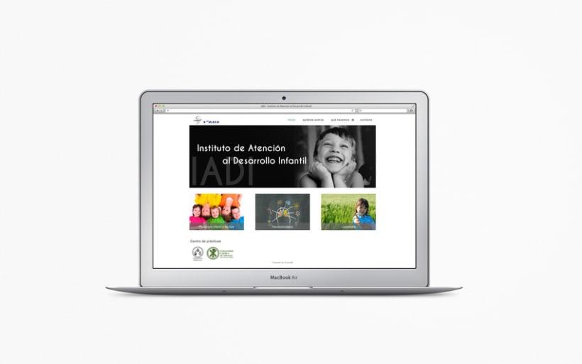 Diseño Web - IADI.ES 1