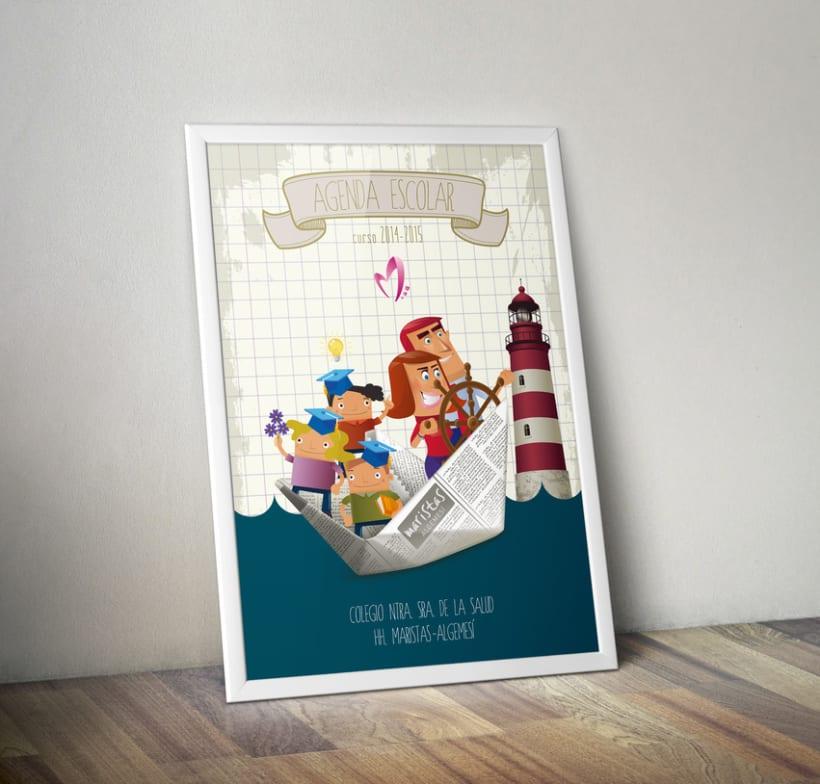 Diseño personalizado - Ilustración -1