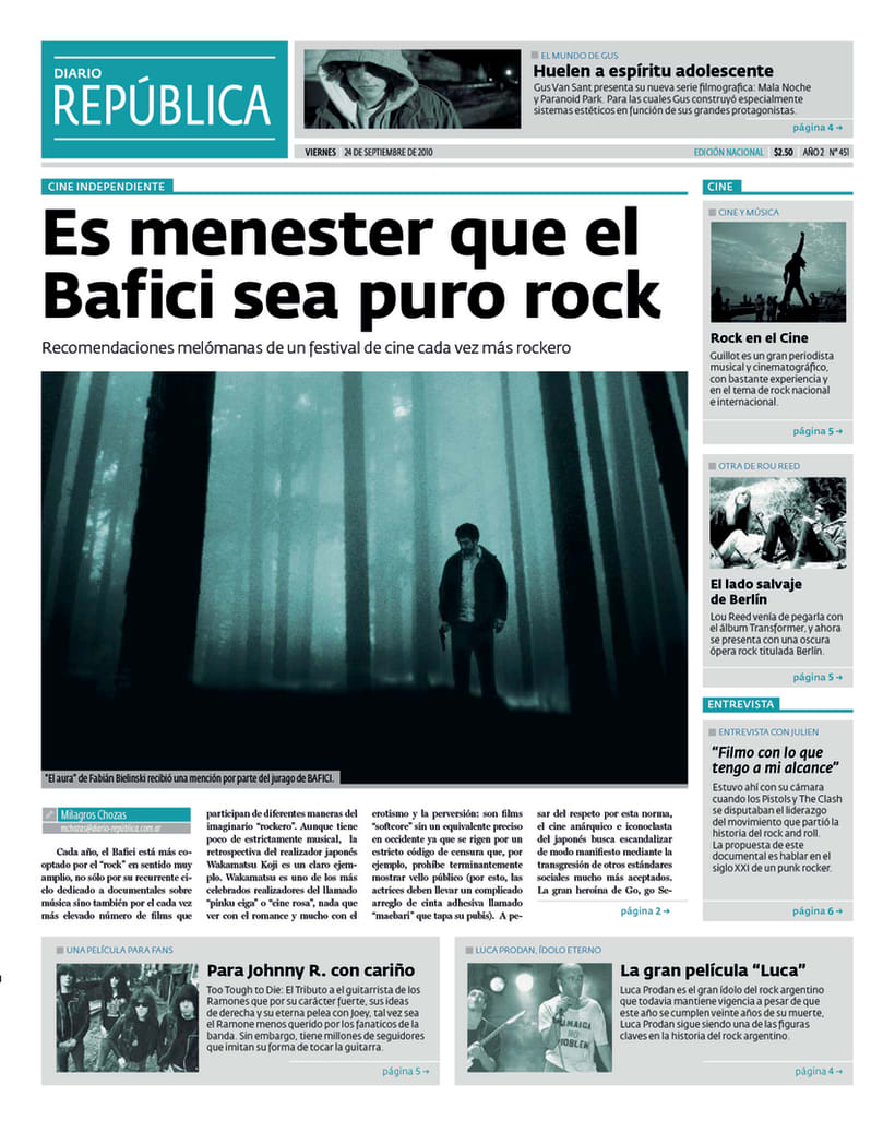 Diario /diseño editorial 0