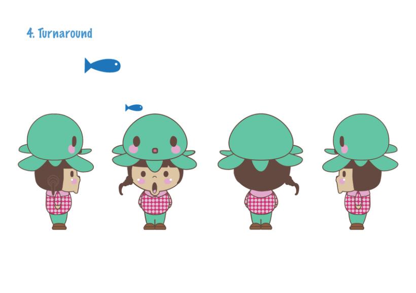Mi Proyecto del curso Crea un Art Toy os presento a Pulpi Uoh! 2