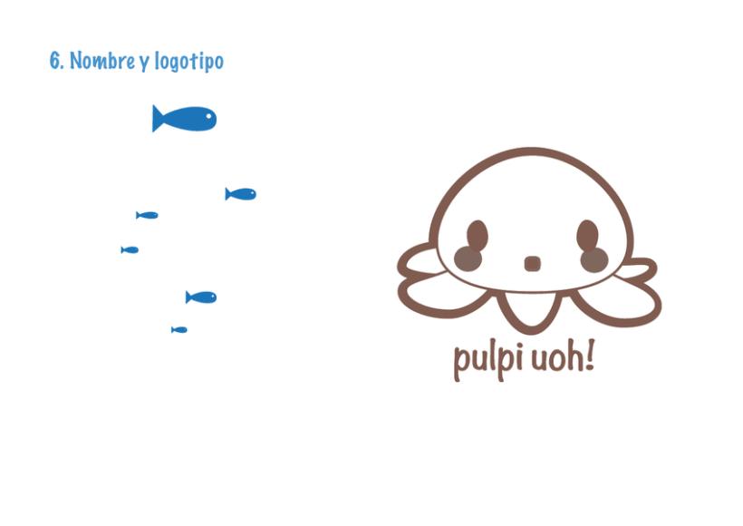 Mi Proyecto del curso Crea un Art Toy os presento a Pulpi Uoh! 4