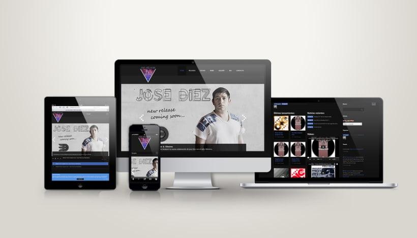 Branding y comunicación online JOSE DÍEZ 0