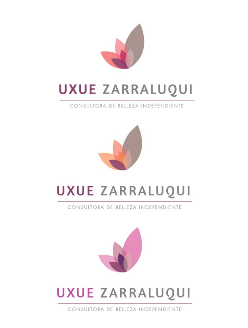 Logotipo Consultora de Belleza 1