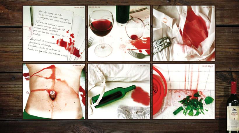 In vino veritas (En el vino la verdad) 1