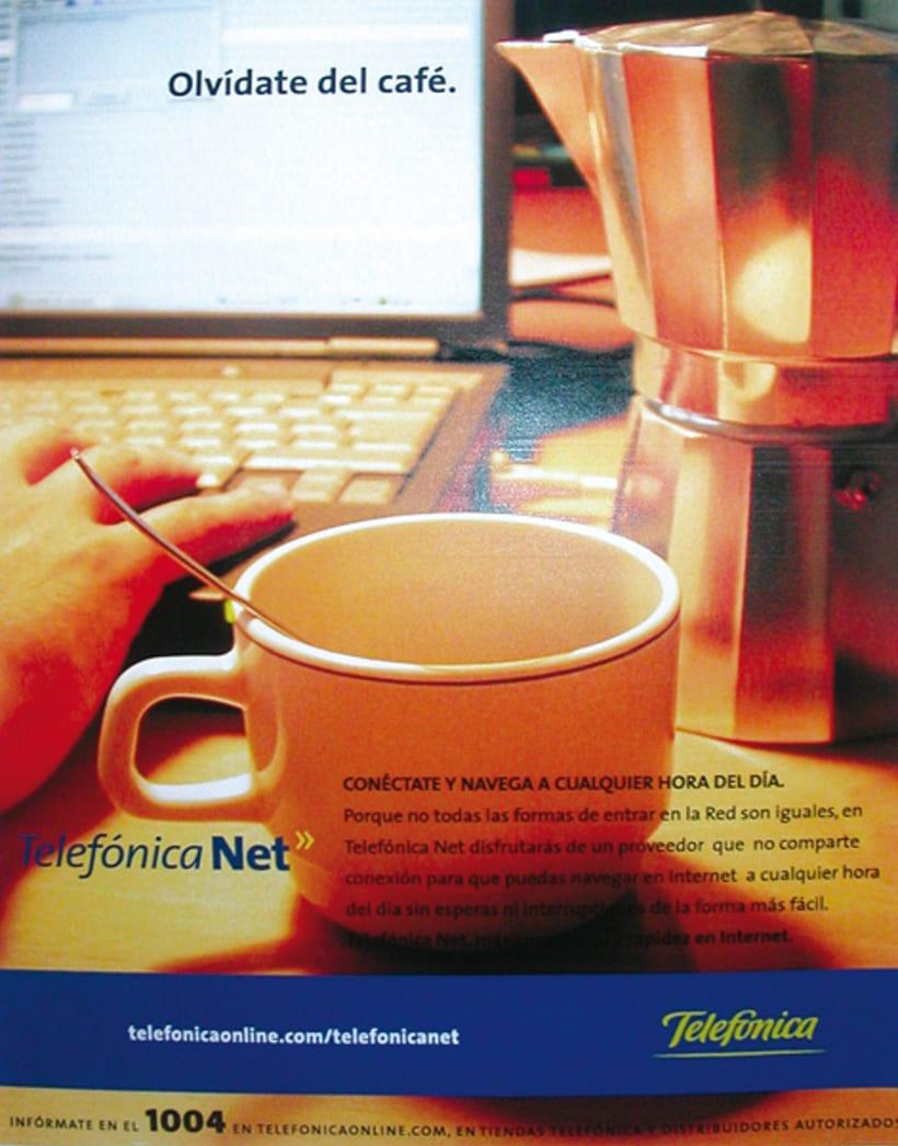 Gráficas publicidad - Print advertisements 14
