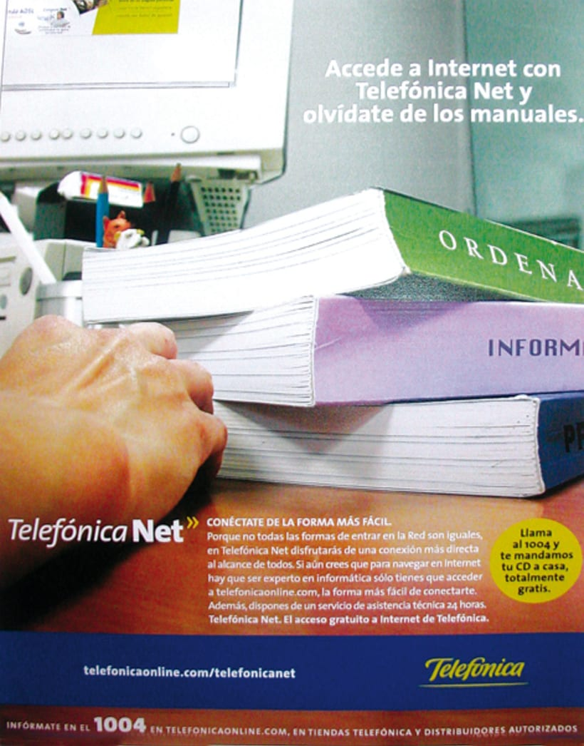 Gráficas publicidad - Print advertisements 15