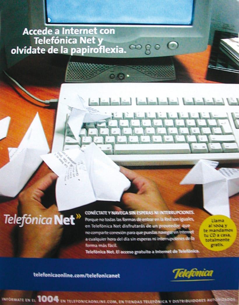 Gráficas publicidad - Print advertisements 16
