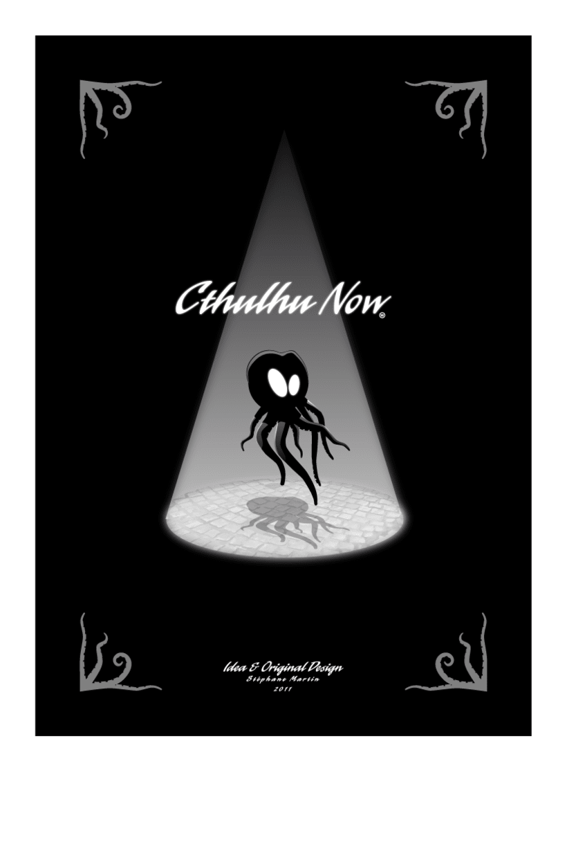 Cthulhu Now -1